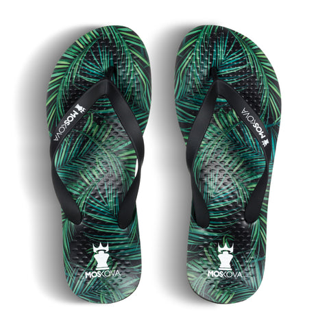 MOSKOVA S1 SUPPORT SANDALS - TROPICAL PALM