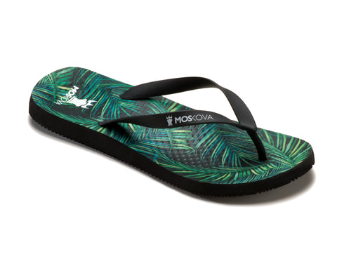 MOSKOVA FLIP FLOPS TROPICAL PALM