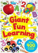 123 AND FIRST WORDS GIANT FUN LEARNING