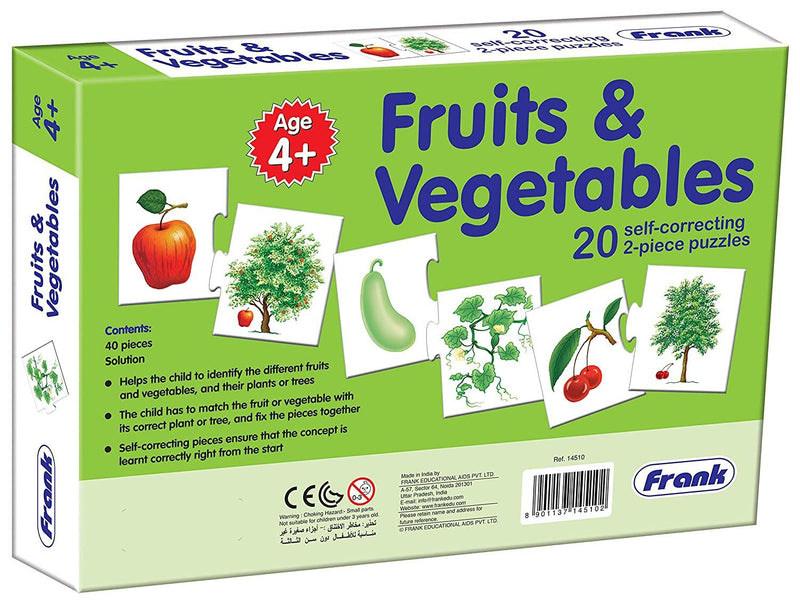 14510 FRUITS AND VEGETABLES
