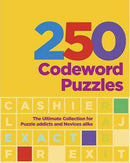 250 CODEWORD PUZZLES