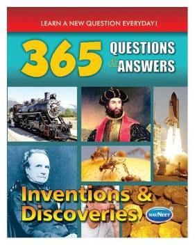 365 QUESTIONS AND ANSWER INVENTION AND DISCOVERIES