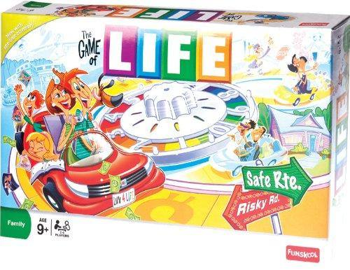 9535100 THE GAME OF LIFE