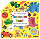 A FOLD OUT TREASURE HUNTS