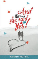 And then, she said yes! (Paperback)