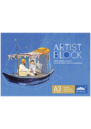 Artist Block Drawing Note Book Pad A3 ( Design › A )