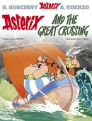 Asterix and the Great Crossing: Album 22 Paperback