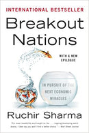 Breakout Nations – In Pursuit of the Next Economic Miracles Paperback