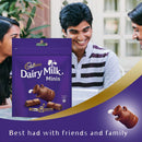 CADBURY DAIRY MILK CHOCOLATE HOME TREATS MINIS 126G