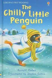 CHILLY LITTLE PENGUIN