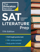 CRACKING THE SAT SUBJECT TEST IN LITERATURE 17TH ED