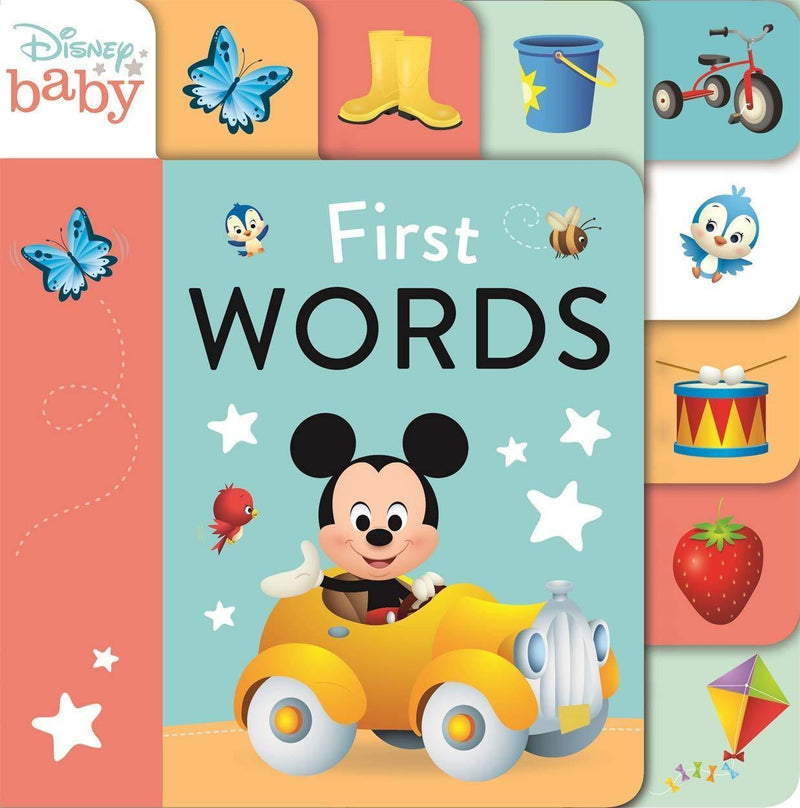 DISNEY BABY FIRST WORDS