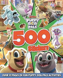 DISNEY JUNIOR PUPPY DOG PALS 500 STICKERS