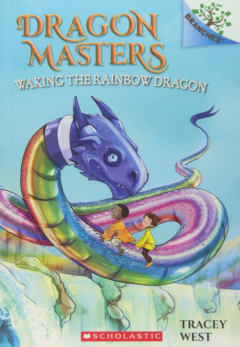 DRAGON MASTER 10 WAKING THE RAINBOW DRAGON BRANCHES BOOK