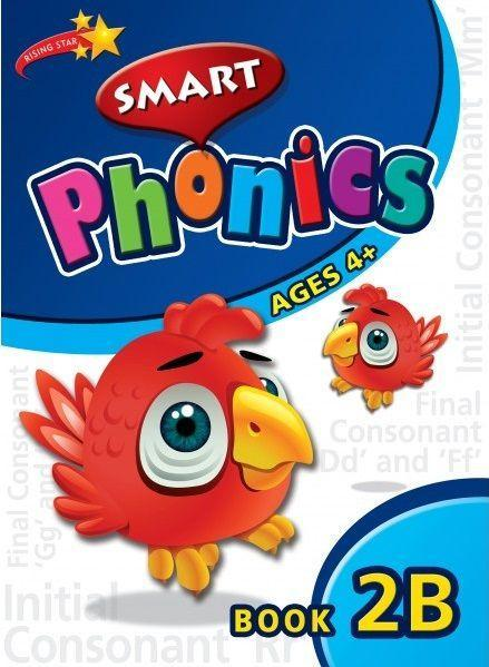FBP SMART PHONICS BOOK 2B RISING STAR
