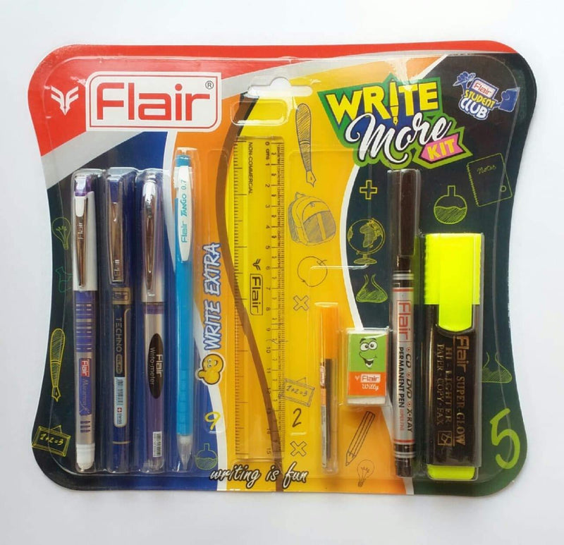 FLAIR WRITE MORE KIT