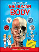 FOLD OUT ATLAS OF THE HUMAN BODY