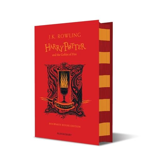 HARRY POTTER AND THE GOBLET OF FIRE GRYFFINDOR EDITION