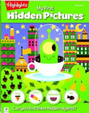 HIGHLIGHTS MY FIRST HIDDEN PICTURES VOLUME 3