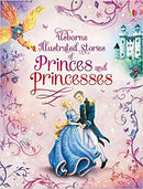 ILLUSTRATED STORIES OF PRINCESS AND PRINCESSES