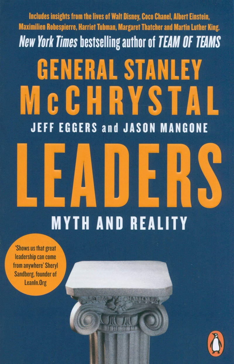 LEADERS MYTH AND REALITY