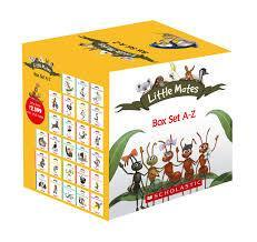 LITTLE MATES BOXSET A TO Z