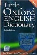 LITTLE OXFORD ENGLISH DICTIONARY 9TH EDITION
