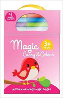 MAGIC CARRY AND COLOUR PINK 3