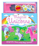 MAGNETIC PLAY AND LEARN MAGICAL UNICORNS