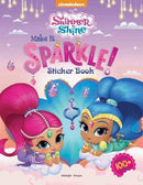 MAKE IT SPARKLE STICKER BOOK FOR KIDS SHIMMER AND SHINE