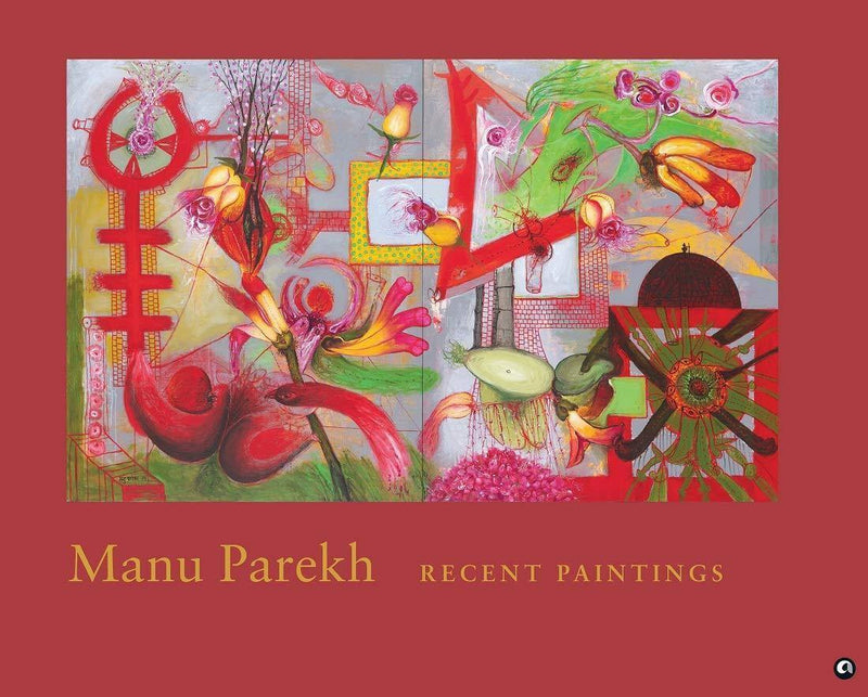 MANU PAREKH RECENT PAINTINGS