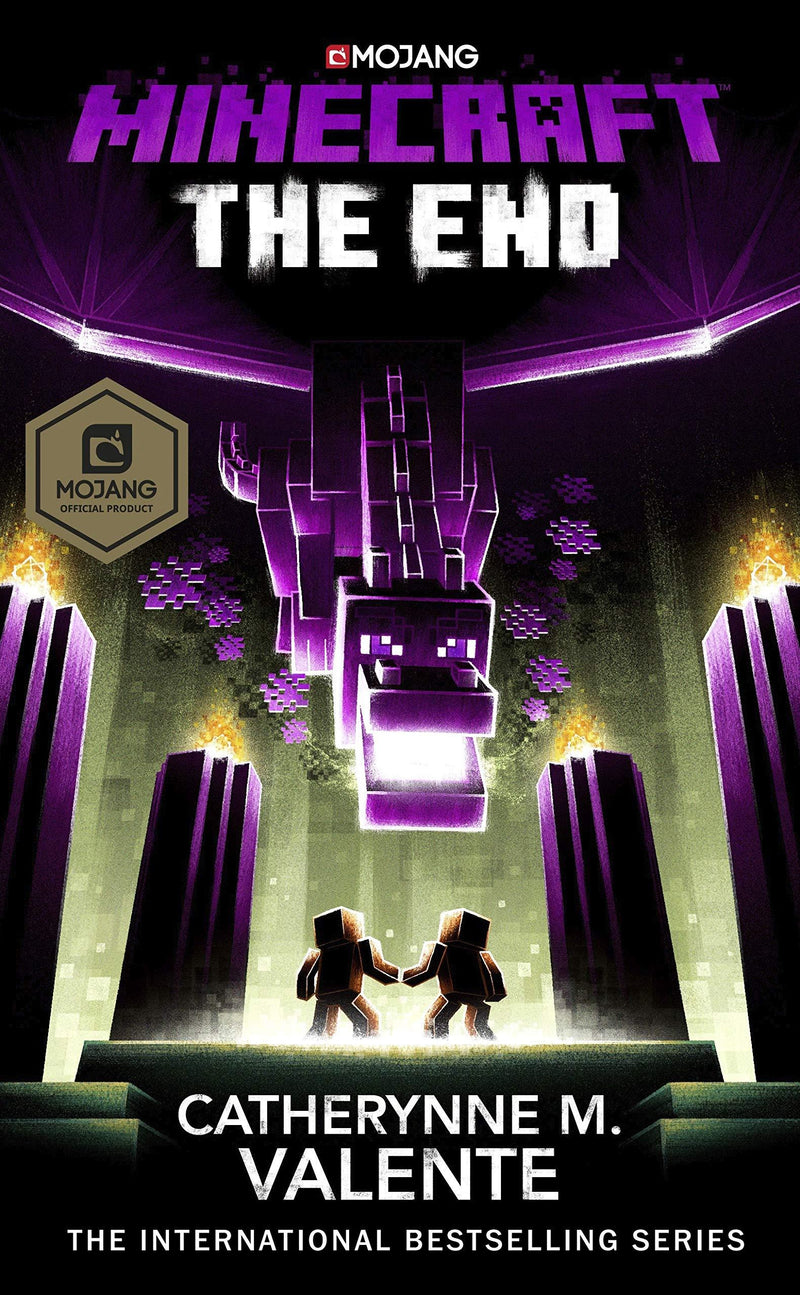 Minecraft: The End Paperback