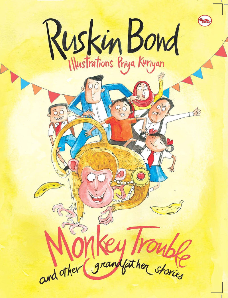 MONKEY TROUBLE AND OTHER GRANDFA