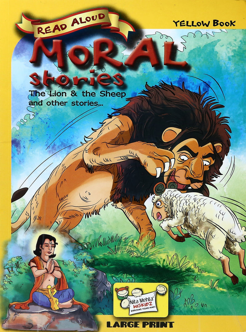 MORAL STORIESYELLOW BOOK