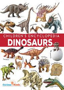 MY COMPLETE ENCYCLOPEDIA DINOSAURS