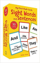 MY FIRST FLASH CARD SIGHT WORDS AND SENTENCES