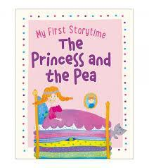 MY FIRST STORYTIME THE PRINCESS AND THE PEA