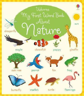 MY FIRST WORD BOOK NATURE