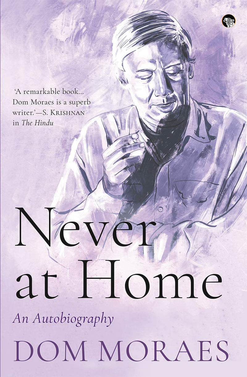 Never at Home Paperback