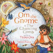 OM THE GNOME AND THE CHANTING COMB