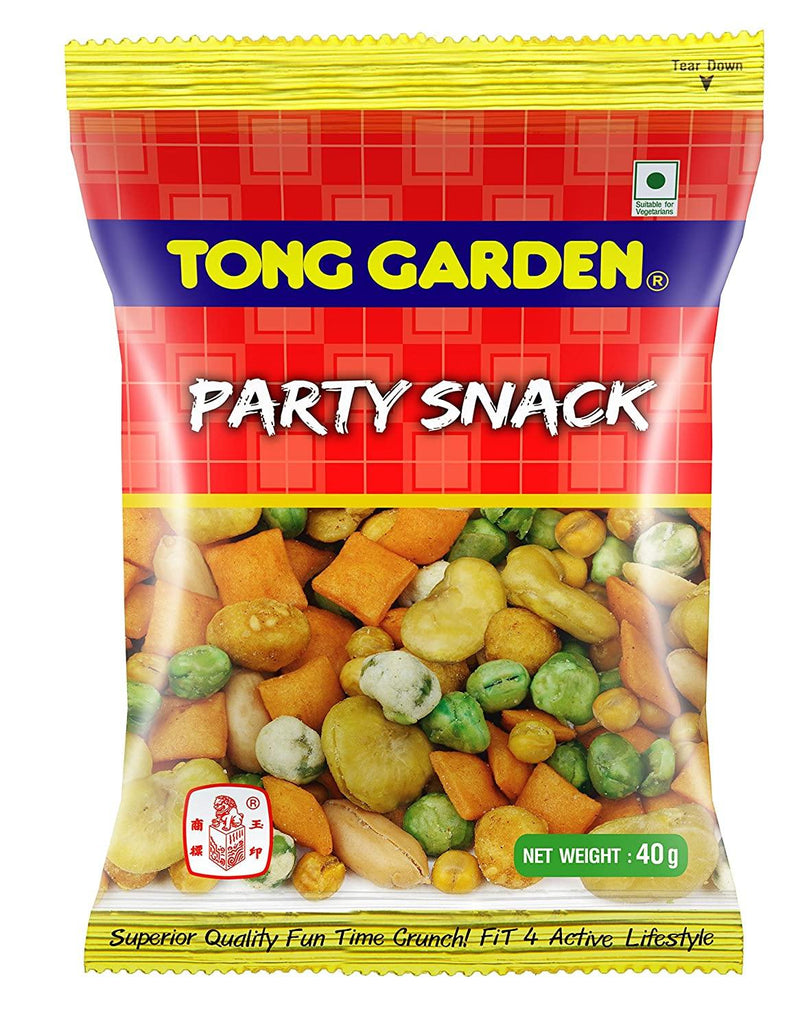 PARTY SNACK 40GM