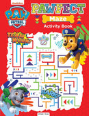 PAWFECT MAZE ACTIVITY BOOK