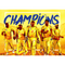 POS-329-A2 CHAMPIONS CSK OFFICIAL POSTER