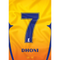 POS-335-A3 DHONI JERSEY CSK OFFICIAL POSTER