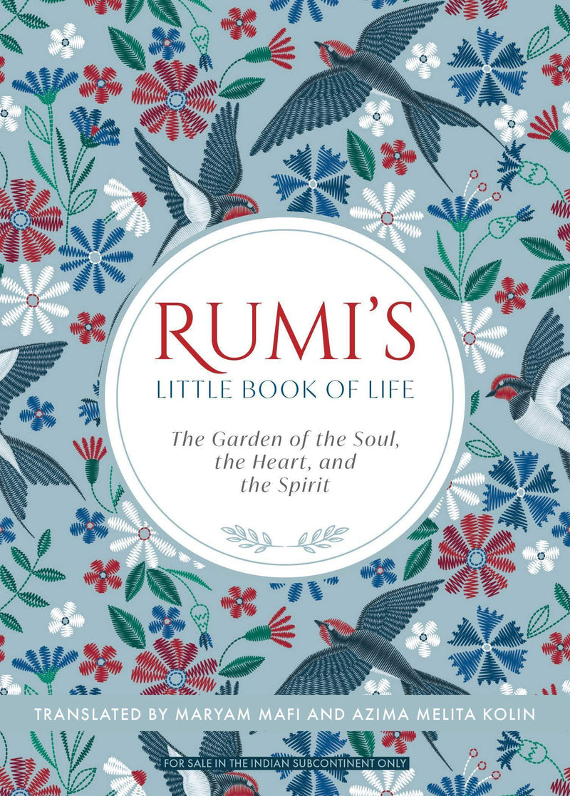RUMIS LITTLE BOOK OF LIFE