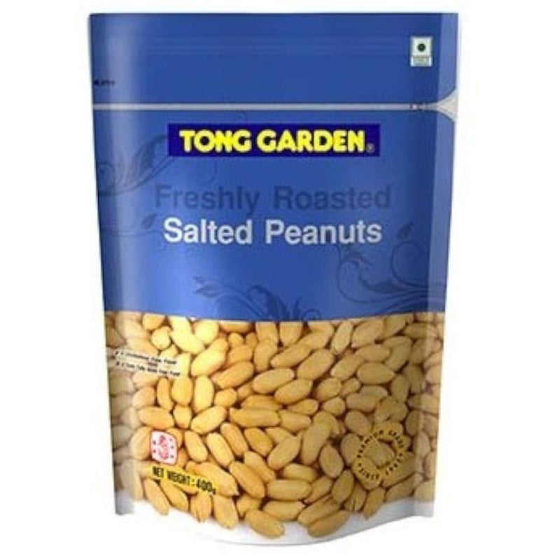 SALTED PEANUTS 400GM