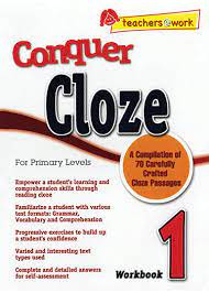 SAP CONQUER CLOZE FOR PRIMARY LEVELS WORKBOOK 1