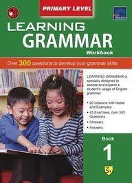 SAP LEARNING GRAMMAR PRIMARY LEVEL WORKBOOK 1
