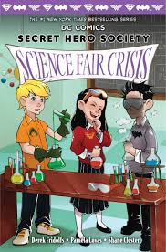 SCIENCE FAIR CRISIS DC COMICS SECRET HERO SOCIETY NO 4