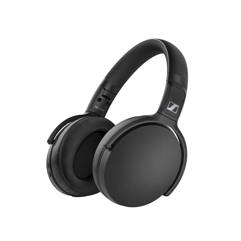 Sennheiser Over Ear Wireless HD 350BT Black Headphone